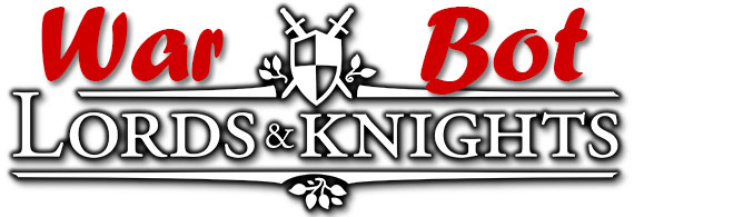 Lords and Knights Bot – The Original – Automatic build, recruit, farm, research, trade, defend, attack, trickle